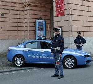 Polizia di Salerno