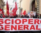 proteste sindacali