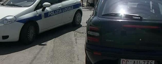 Polizia locale Salerno