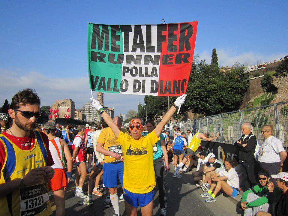 metalfer runner polla