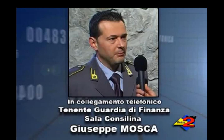 tenente GDF Mosca sala consilina