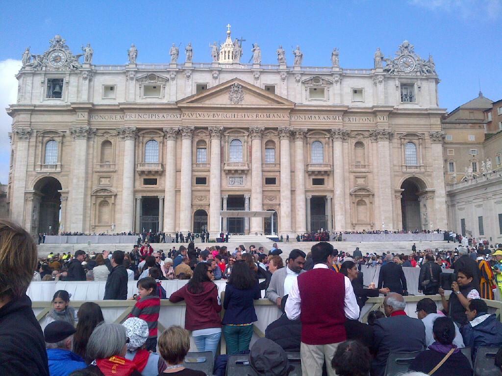 Città del Vaticano-20130410-00116