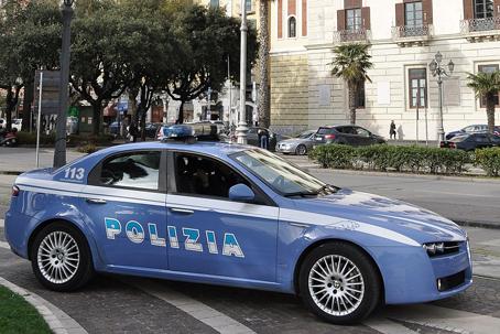 Polizia battipaglia