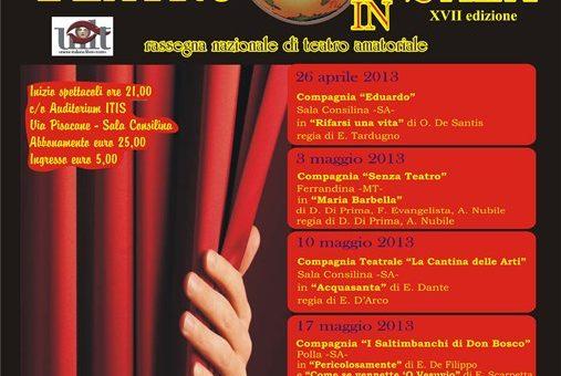 Teatro in Sala XVII edizione (1)
