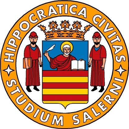 UniversitàDiSalerno logo