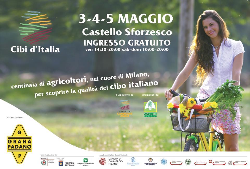 cibi d'italia 2013
