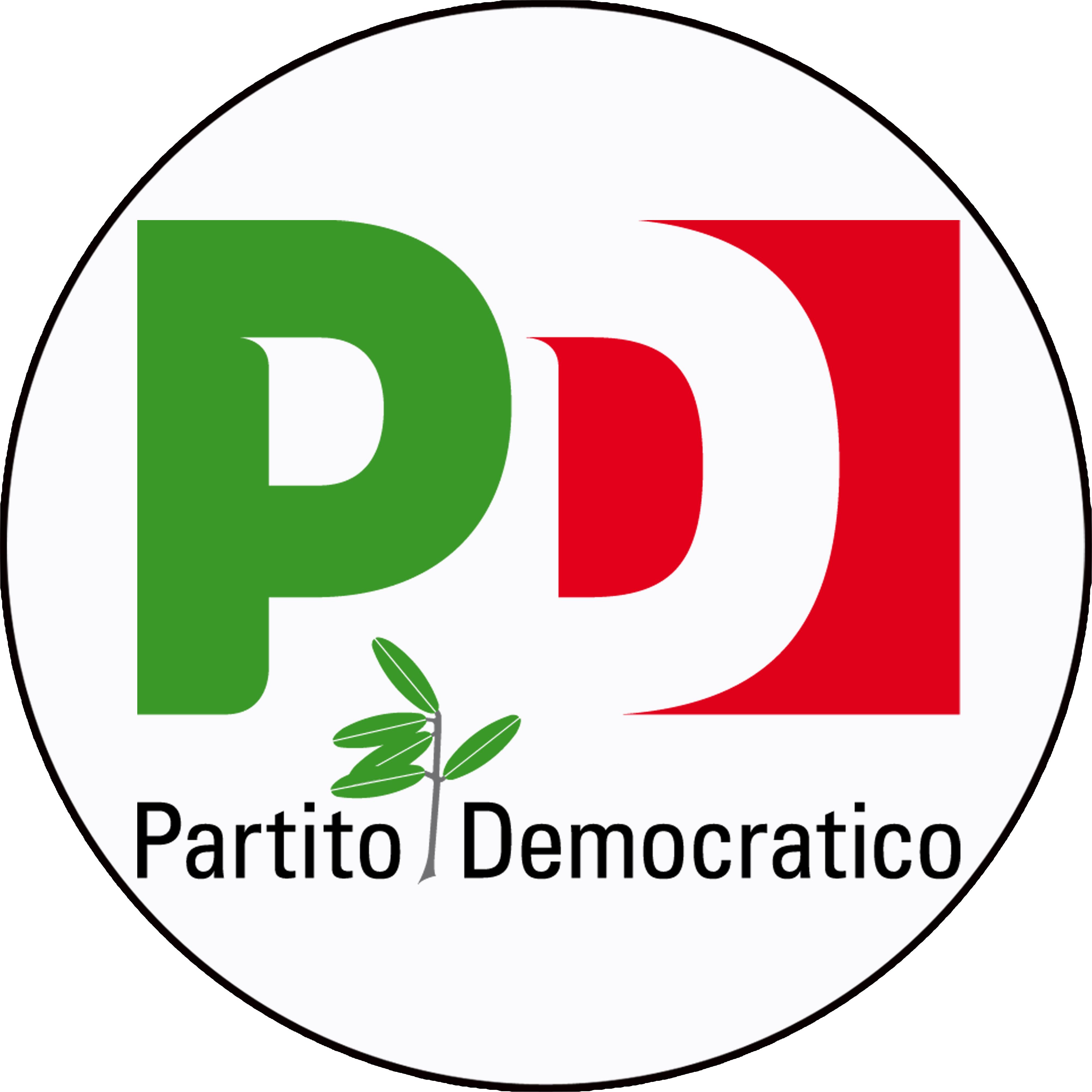 PD logo per elezi