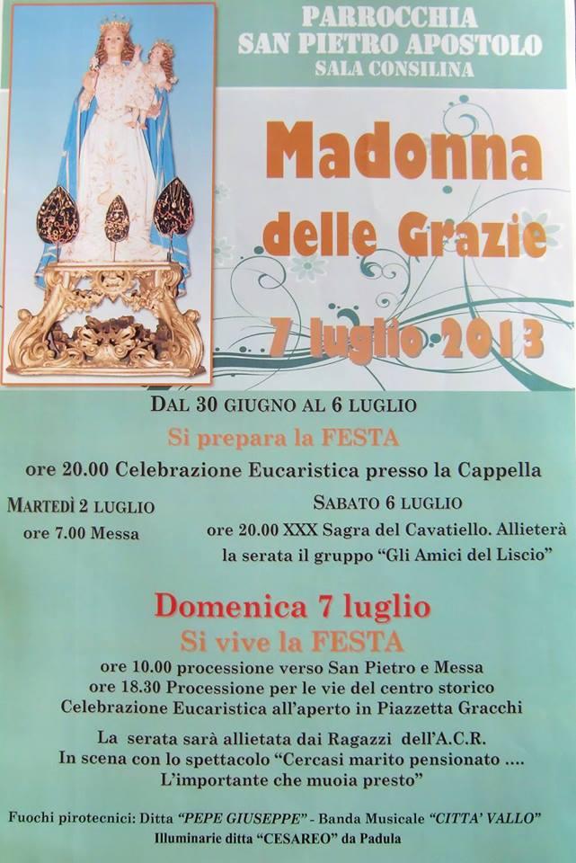 Madonna delle Grazie festa