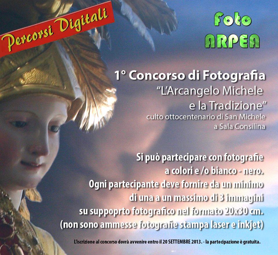 Concorso di fotografia L'Arcangelo Michele