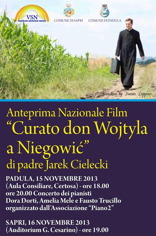 Film su Papa Wojtyla