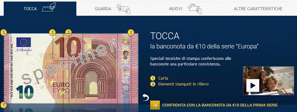 neo banconota