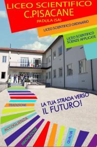 BROCHURE liceo padula