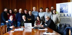 Corso CLAAI - 1 - foto di gruppo