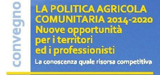 politica agricola comunitaria
