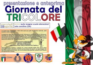 TROFEO TRICOLORE LOCANDINA