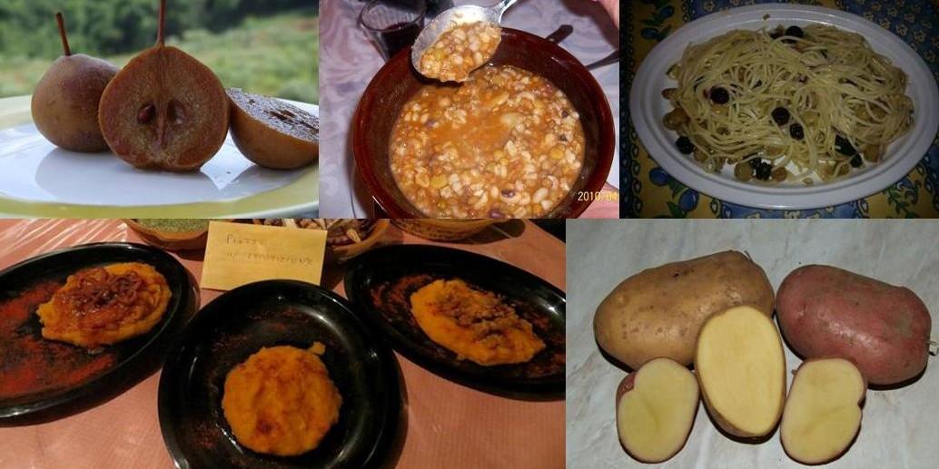 Ecco i 6 prodotti tipici del vallo di diano promossi tra i for Prodotti tipici roma