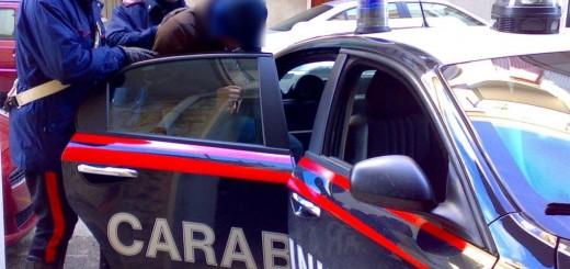 arresto nocera inferiore carabinieri