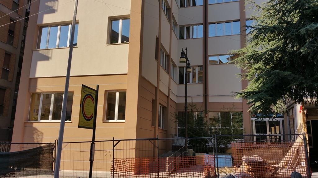 Sala consilina piace il nuovo look della casa comunale for Casa comunale