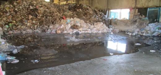 rifiuti illeciti zona industriale