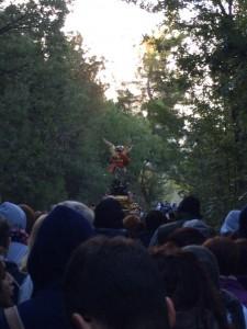 processione mattina
