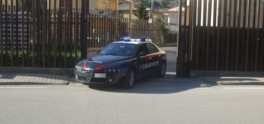 carabinieri sapri