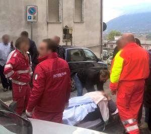 incidente Buccino 3