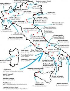 mappa della cuccagna