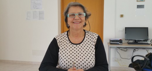 Liliana Ferzola ringrazia vescovo