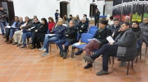 CONFERENZA SINDACI PETROLIO PADULA