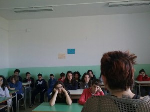 volontariato scuole medie padula