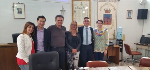 BCC SASSANO COMUNE SALA FIRMA