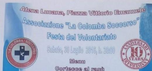 COLOMBA SOCCORSO