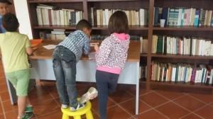 campo estivo biblioteca sassano