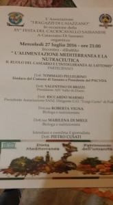 manifesto DIETA MEDITERRANEA 27 LUGLIO 2016