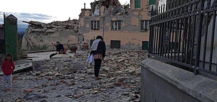 Terremoto Trinità