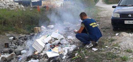 rifiuti montesano