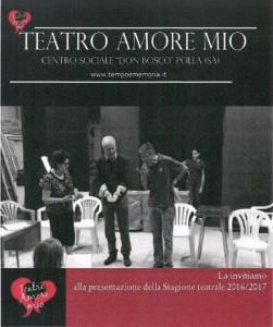 teatro amore mio