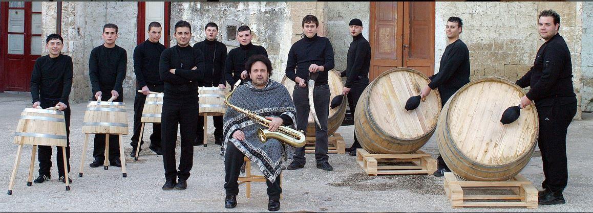 Teggiano oggi il concerto di enzo avitabile regalo di natale al vallo di diano della - Alla tavola della principessa costanza 2017 ...