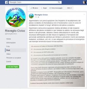 RISVEGLIO CIVICO MONTESANO