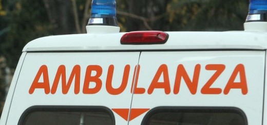 ambulanza incidente