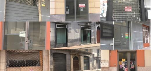COLLAGE NEGOZI CHIUSI CIMITERO SALA CONSILINA
