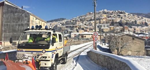 RIPRISTINO VIABILITA' VALLO DI DIANO LAVORI IN CORSO (3)