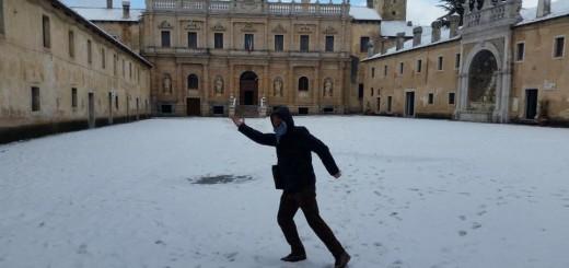 neve-mania nel vallo di diano