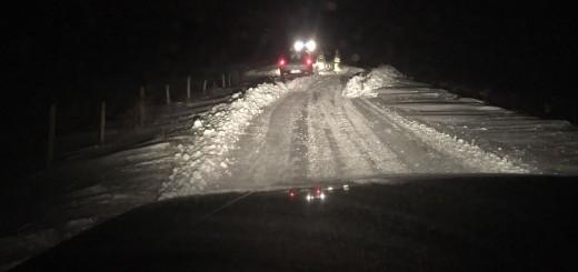 operaio bloccato nella neve salvato padula (1)