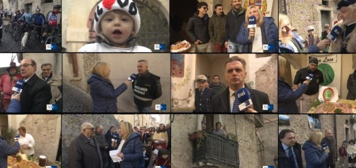 COLLAGE TG3 ITINERANTE CAMPANIA 2