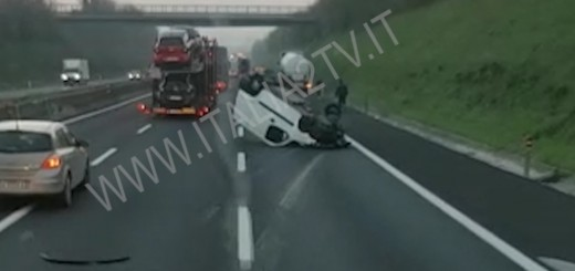 INCIDENTE STRADALE MORTALE A1 (3)