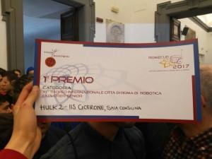 RomeCup 2017 ITIS GATTA SALA CONSILINA (2)