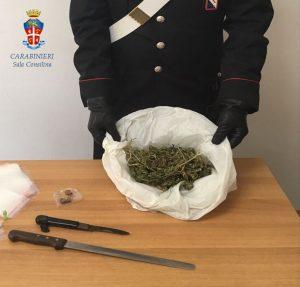 foto arresto marijuana+hashish