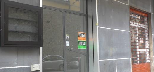 negozi chiusi sala consilina commercio