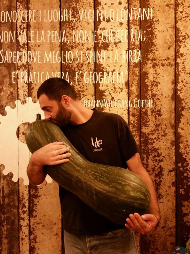 Vallo di diano da amare le zucchine giganti valdianesi di - Una casa da amare ...